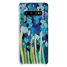 Iris Samsung Phone Case by Anna Blatman