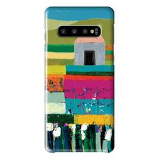 Mount Eliza Samsung Phone Case by Anna Blatman