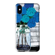 Pamela iPhone Case by Anna Blatman