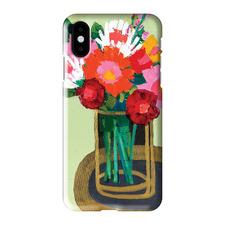 Yana iPhone Case by Anna Blatman