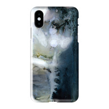 Cloudy X-Ray iPhone Case