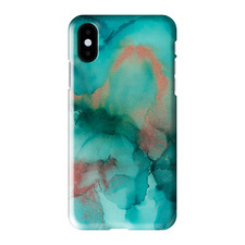 Coral Garden iPhone Case