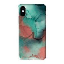 Coral Seas iPhone Case