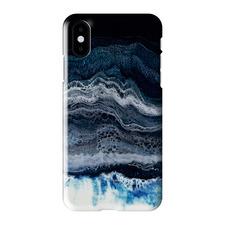 Dark Ice iPhone Case