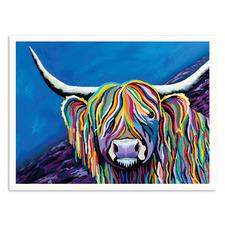 Billy McCoo Printed Wall Art by Steven Brown