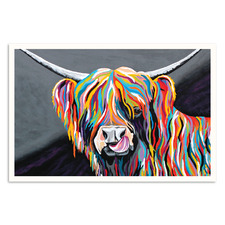 Heather McCoo Printed Wall Art by Steven Brown