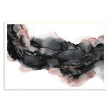 Swept Up Printed Wall Art by Fern Siebler