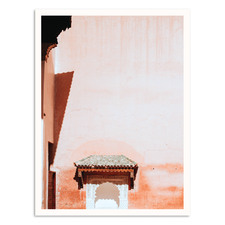 Moorish Printed Wall Art by Hannah & Clint