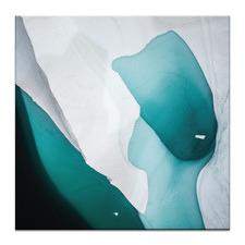 Iceberg I Printed Wall Art