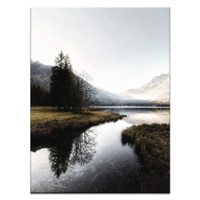 Calm Morning II Printed Wall Art