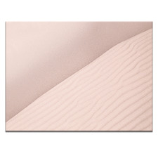 Sand Dune Texture Printed Wall Art