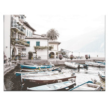Lake Garda Printed Wall Art