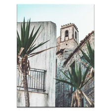 Bell Tower Printed Wall Art