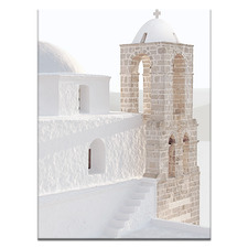 Island Church Printed Wall Art