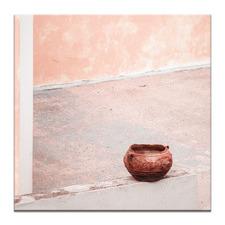 Moroccan Pot Printed Wall Art