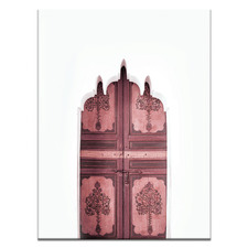 Moroccan Door II Printed Wall Art