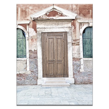 Doors Of The World V Printed Wall Art