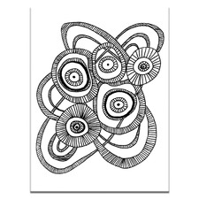 Forcefield 2 Printed Wall Art