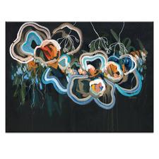 Exotic Love Printed Wall Art