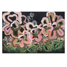 Groovy Love Printed Wall Art