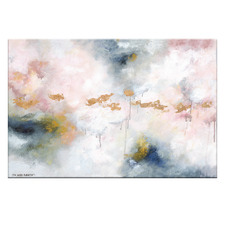 Cloudy Appletini Printed Wall Art