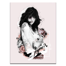 Mia Kashka Printed Wall Art