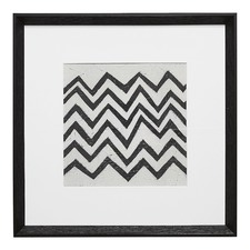 Tribal Patterns IX Framed Print
