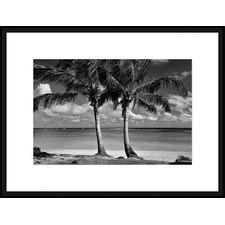 Summer Breezes I Framed Print