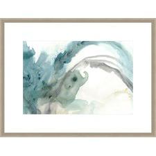 Hydro III Framed Print