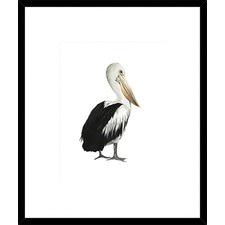 Sea Bird IV Framed Print