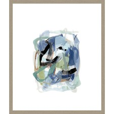 Fall I Framed Print
