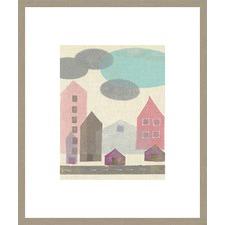 Abode I Framed Print