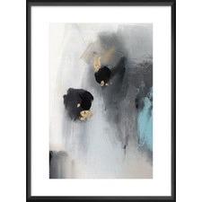 Foggy Days II Framed Print
