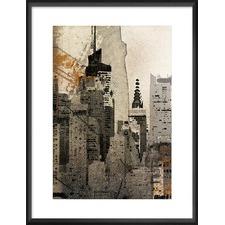 New York Local Framed Print