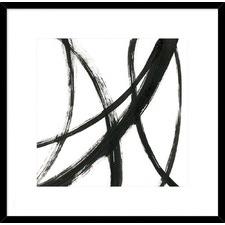 Linear Expression II Framed Print