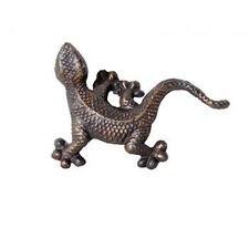 Head Right Gecko Figurine