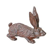Distressed Hare Figurine