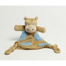 Boy Hippo Blanket