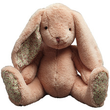 Pink Bunny Woodlands Plush Toy