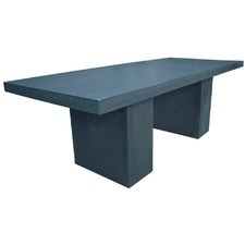 Moderno Rectangular Moulded Composite Table