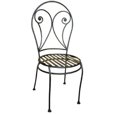 Wrought Iron Brighton Chair (Set of 2)