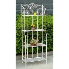 Francis 4 Tier Shelf Unit