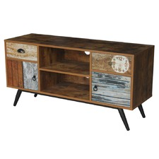 Indiana Rustic TV Unit