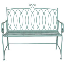 Sage Sacha Outdoor Bench