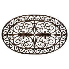 Vintage-Style Cast Iron Doormat
