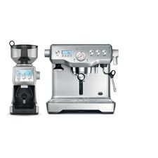 The Dynamic Duo Coffee Machine & Grinder