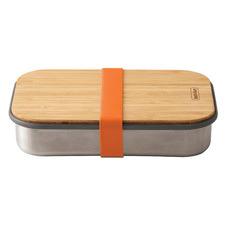 Orange Stainless Steel Sandwich Box