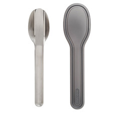 4 Piece Travel Stainless Steel Cutlery Set