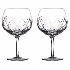 Waterford Gin Journey Olann Crystal Balloon Glasses (Set of 2)
