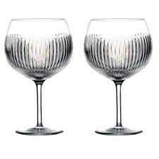 Waterford Gin Journey Aras Crystal Balloon Glasses (Set of 2)